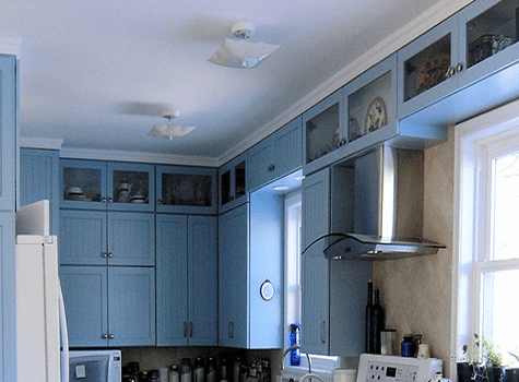 Residential Painting Walls and Ceilings Kitchens Edmonton