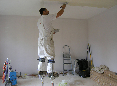 Residential Painting Repairs Edmonton